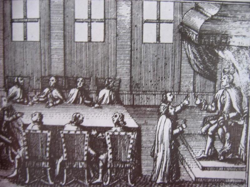 Obrady Rady Nieustającej (zniesionej 19 I 1789 r.). Wojciech Wiktor Szczygielski
