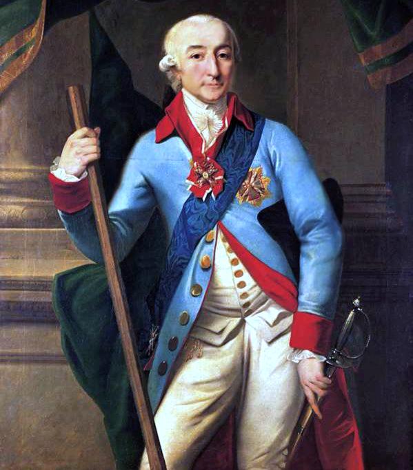 Stanisław Małachowski (Józef Peszka). Wojciech Wiktor Szczygielski