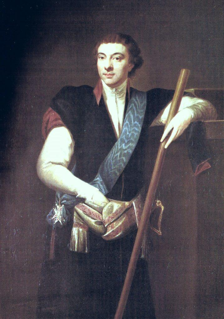 Kazimierz Nestor Sapieha (Józef Peszka). Wojciech Wiktor Szczygielski