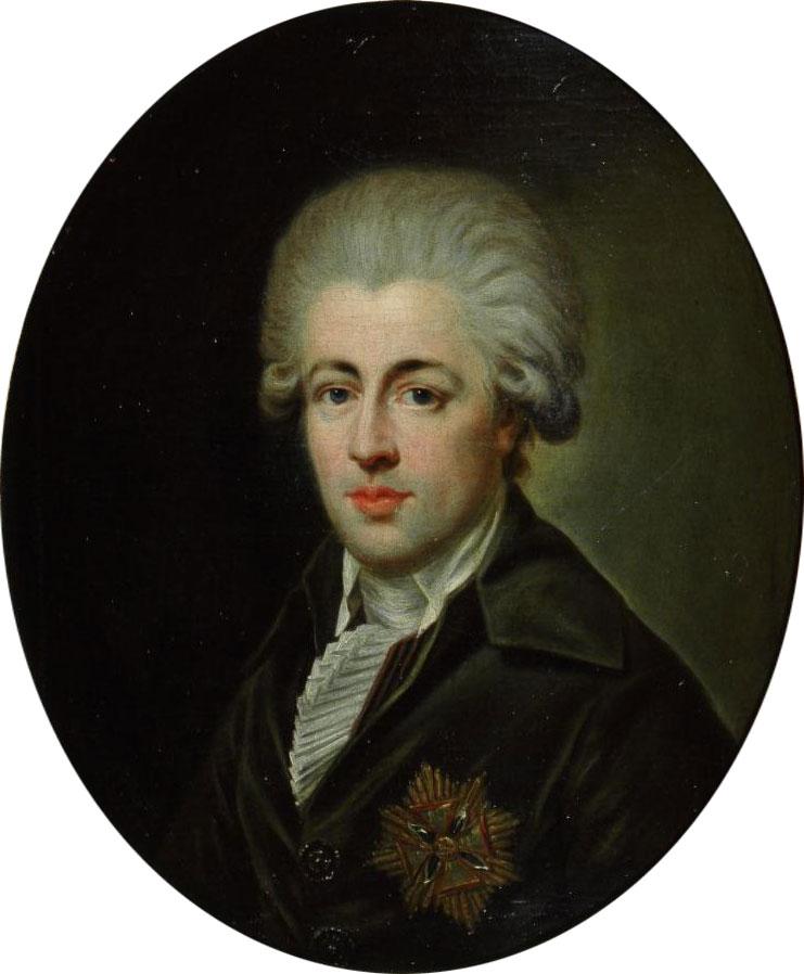 Ignacy Potocki (Mateusz Tokarski)