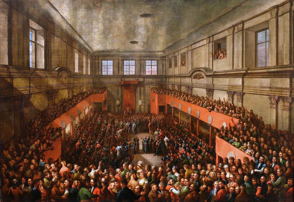 Uchwalenie Konstytucji 3 maja. Wojciech Wiktor Szczygielski